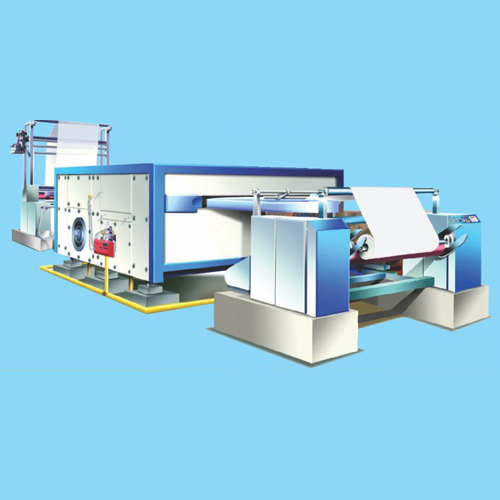 Batching Stenter Machine